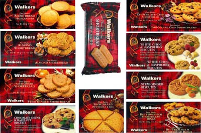 Shortbread originales marca Walkers