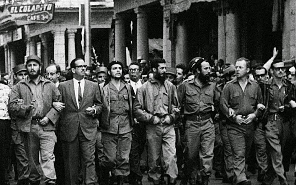 Revolucion cubana y Guerra fria
