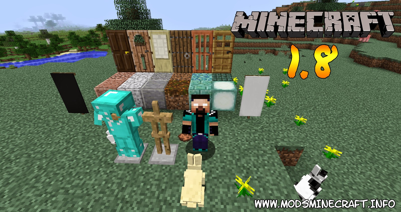 Nueva versión de Minecraft 1.8, Actualización Generosa, descargar minecraft, descargar minecraft 1.8, download minecraft 1.8, actualización minecraft, que tiene la nueva actualización de minecraft, minecraft actualización, actualizar a minecraft 1.8