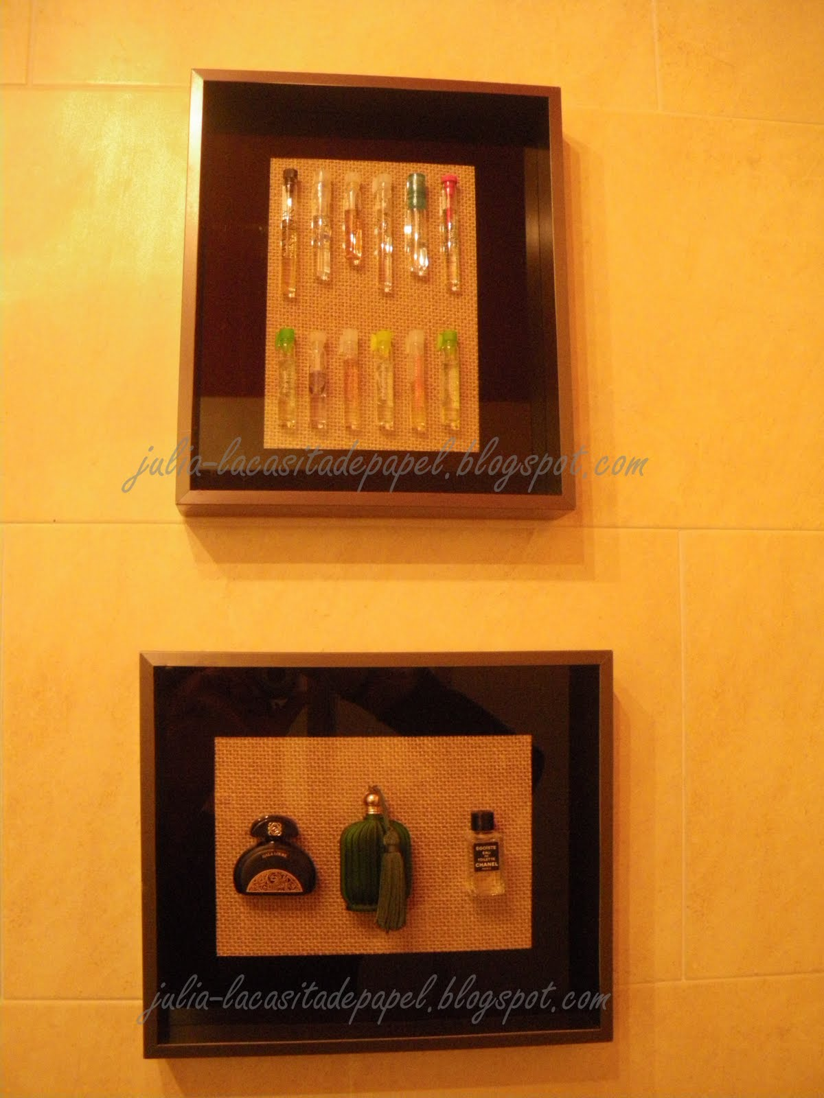 La casita de papel cuadros para el ba o for Cuadros para banos ikea