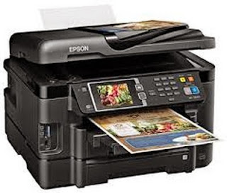 Download Driver Epson WorkForce Pro WF-4630