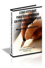 Como Estudar para ser aprovado em exames e concursos