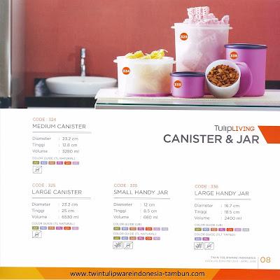 CANISTER & JAR - KATALOG 2013 - 2014