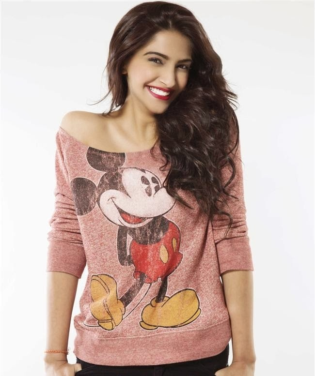 Sonam Kapoor's New 'Khoosurat' Hot Pics Unseen HD Rare Photos