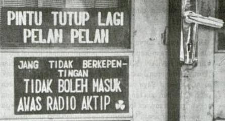 kisah bom atom buatan Indonesia di era Sukarno