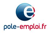 Logo Pôle emploi - Crédit visuel : Pôle emploi