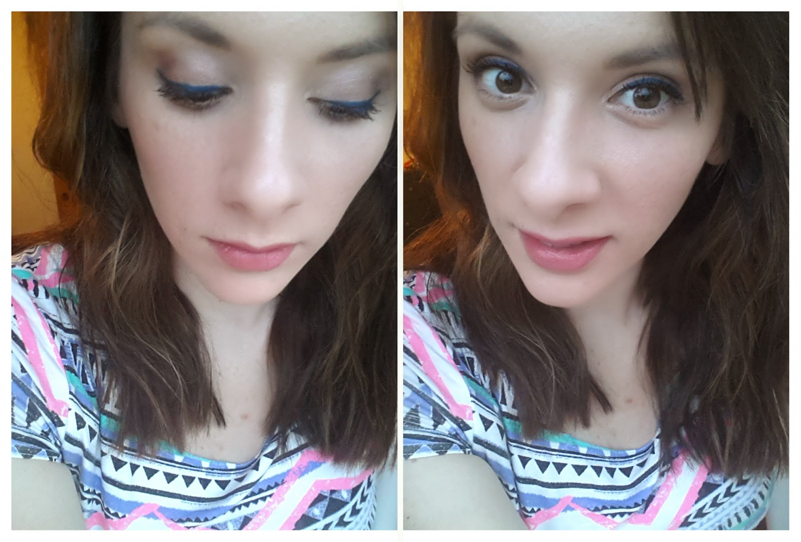 Summer Evening Make Up Tutorial