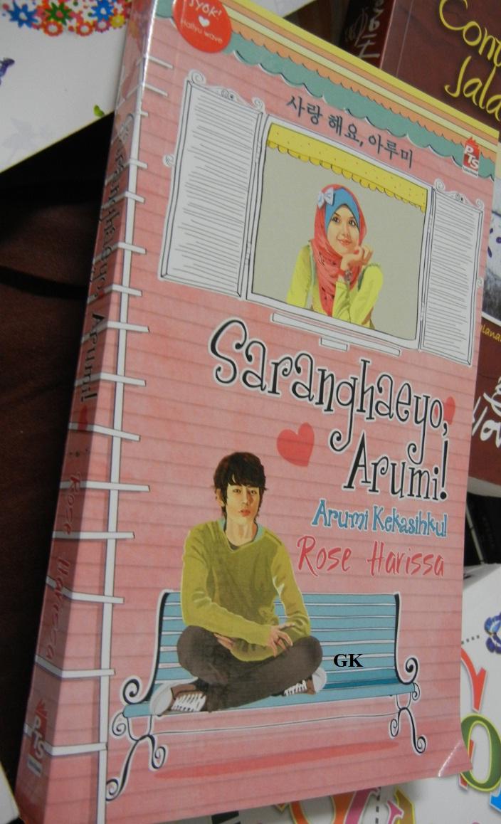 Covernya manis, tentu menarik perhatian remaja dan peminat cerita ...