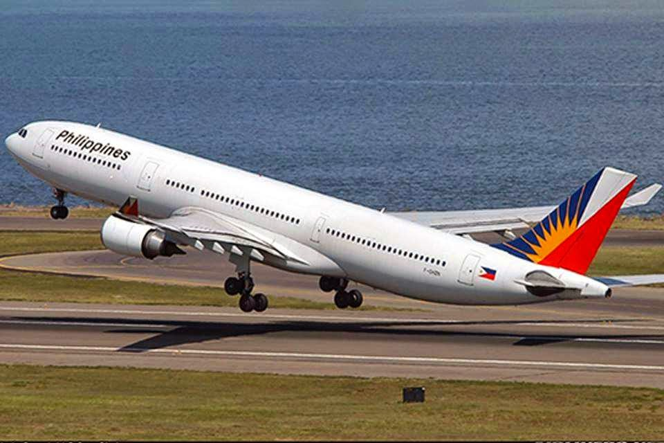 Philippine Airlines New A330 Makes Debut Flight