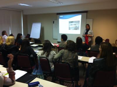 turma de maio de 2013 do curso personal organizer