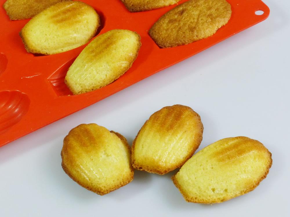 Madeleine cakes recipe uk