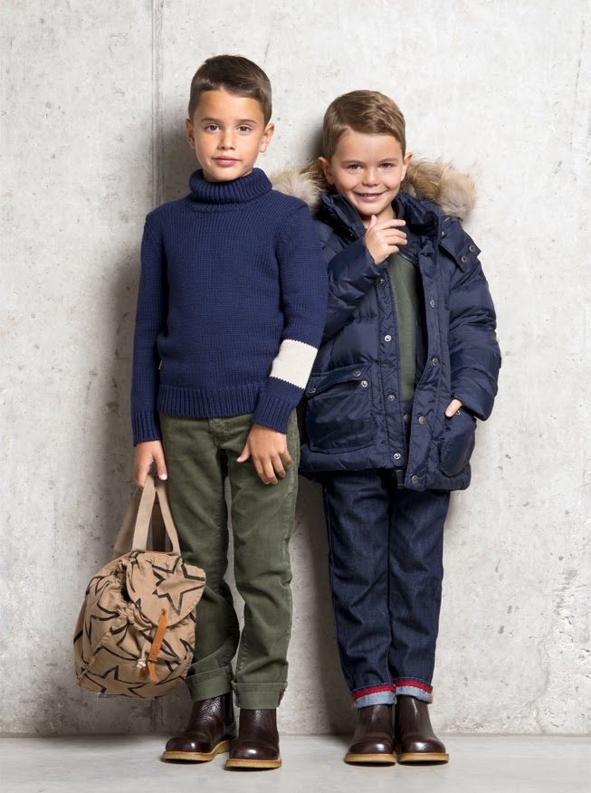 Bellerose and Bobo Choses in Elias & Grace kids fashion shop