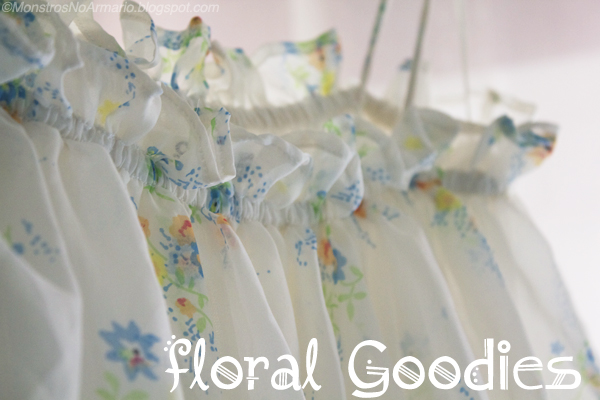 New in my closet - Floral!