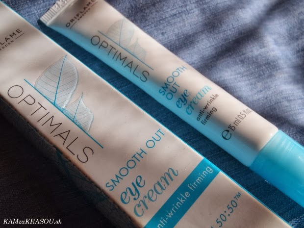 Optimals Smooth Out Eye Cream