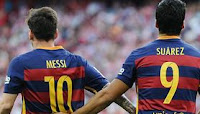 Barcelona Menang 1-0 atas Athletic Bilbao (Video Gol)