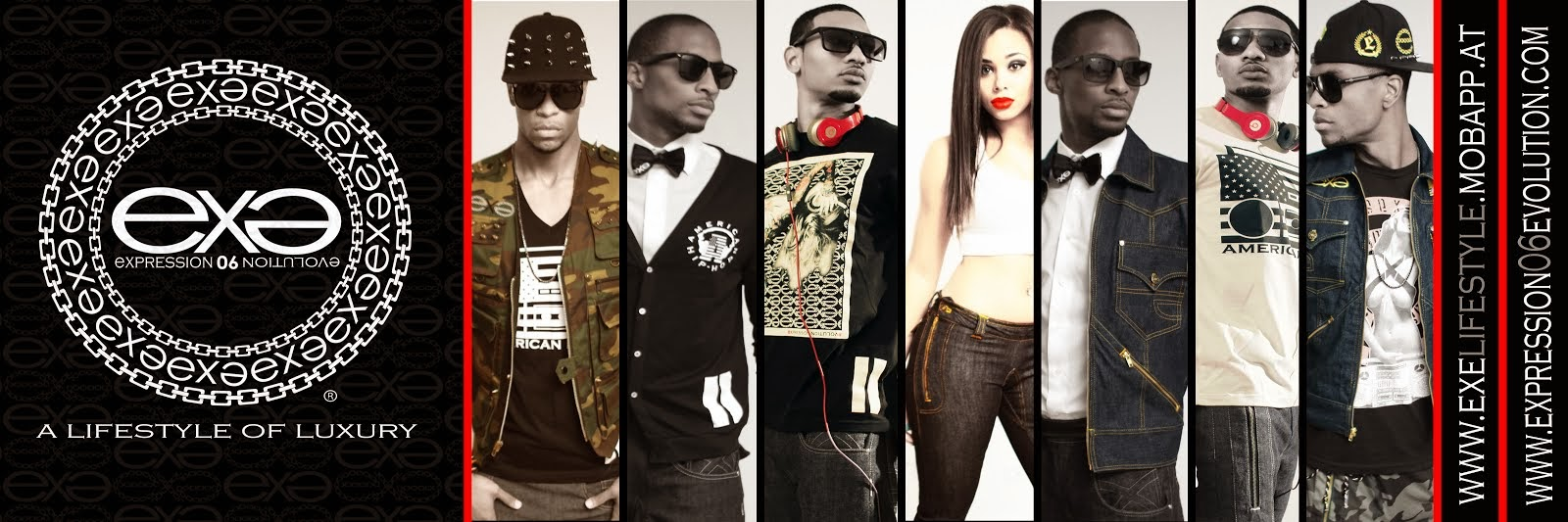 To Shop Expression 06 Evolution Luxury Clothing Brand >>> (CLICK ON PICTURE)