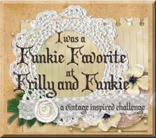 Frilly & Funkie Winner Jan 2014