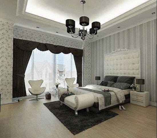 Decoration and Ideas How to Decor a Couple Bedroom in Chic style