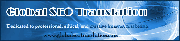 Global SEO Translation