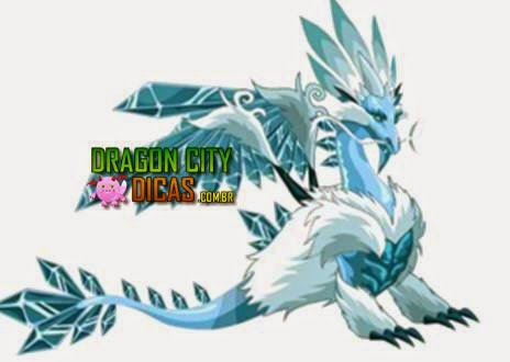 Dragão de Gelo ( Ice Dragon )