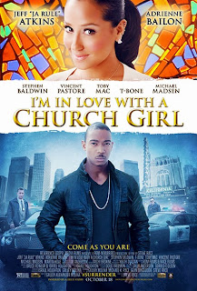 Enter to win two movie tickets to I'm in Love with a Church Girl. Ends 10/20.