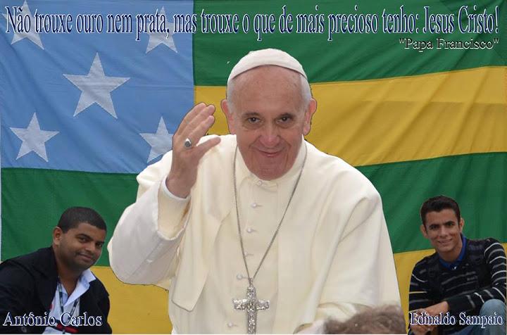 ANTÔNIO CARLOS E EDINALDO SAMPAIO