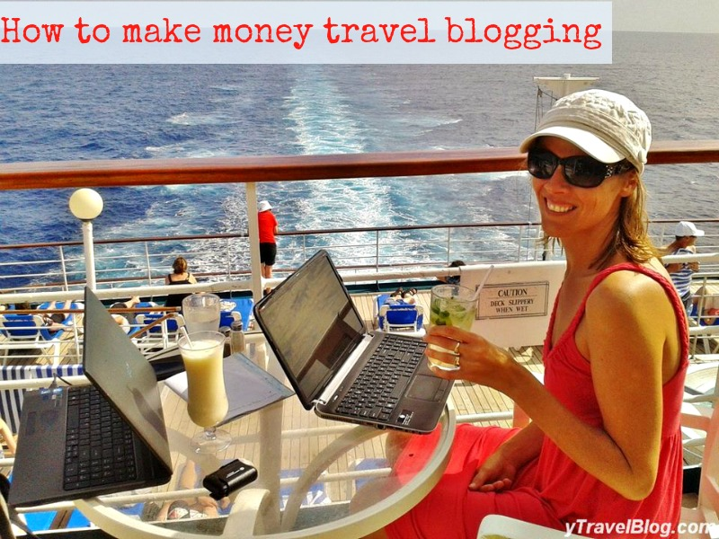 how to make money in the travel industry