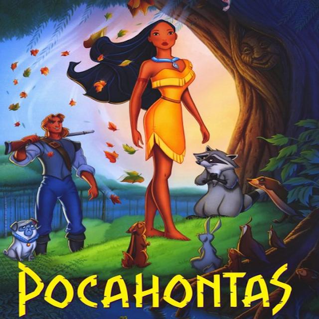 ดูการ์ตูน Pocahontas โพคาฮอนทัส 1