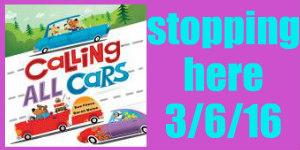Calling All Cars Spotlight Tour