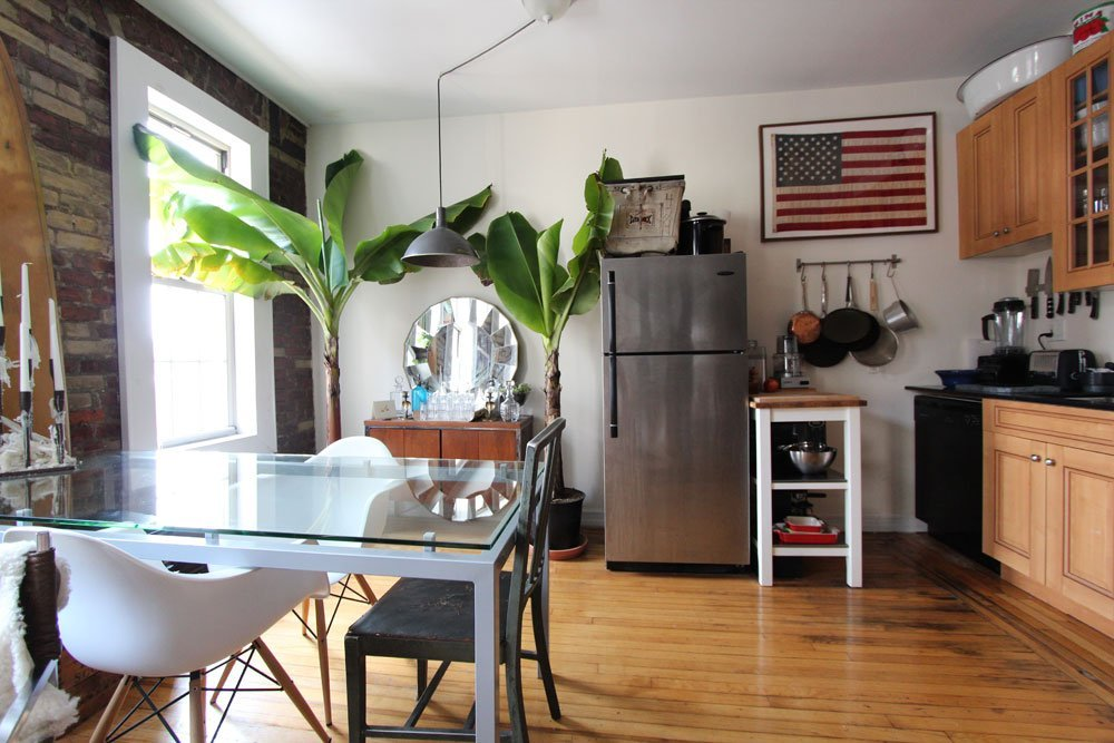 Naifandtastic decoraci n craft hecho a mano for Cocina y sala en un solo ambiente