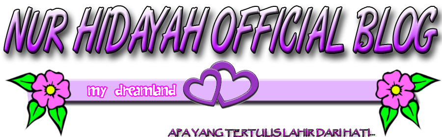 Nurhidayah Official Blog