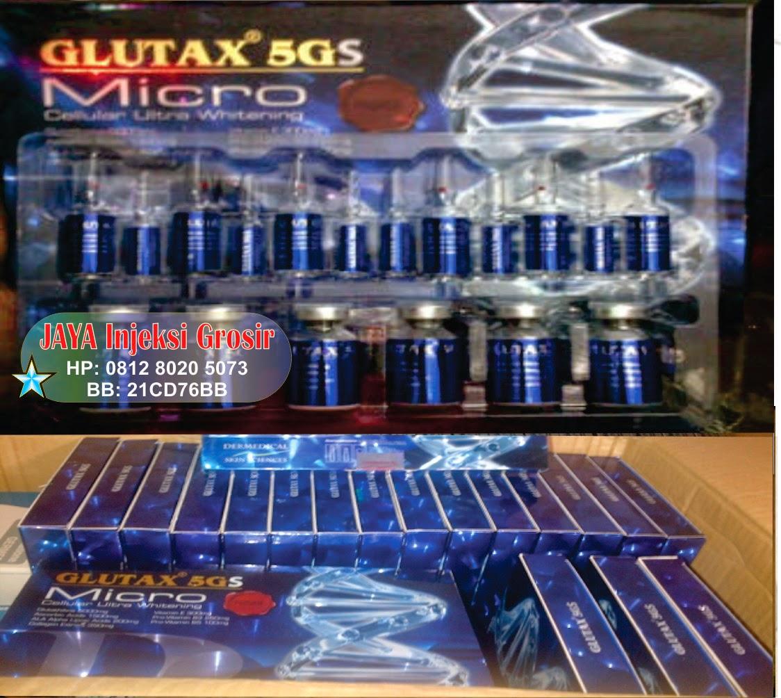 Glutax 5g Biru Referensi Daftar Harga Terbaru Indonesia 5gs Ori Macro Micro Merupakan Produk Dari Seri Dengan Kandungan Glutation 5000mg Dan Vitamin