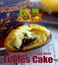 KBB#29 Eccles Cake
