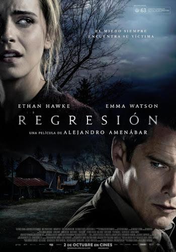 Regression (BRRip 720p Ingles Subtitulada) (2015)