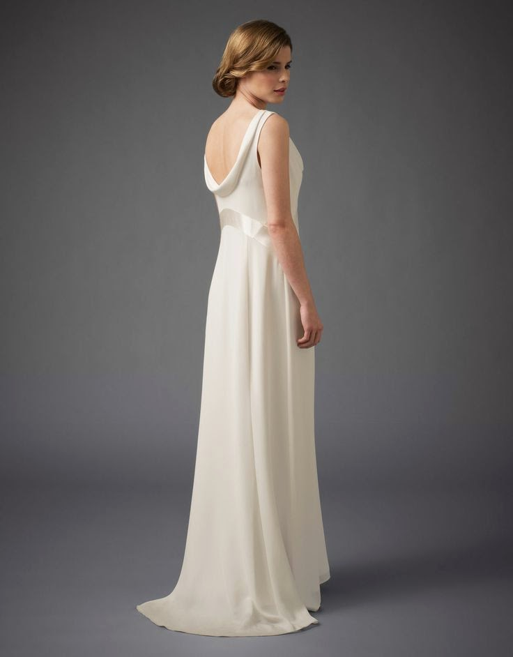 Monsoon Nina Bridal Dress: Affordable Wedding Dresses - 1930s