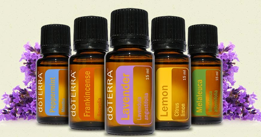 Buy CPTG Essential Oils