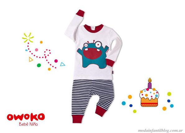 moda infantil owoko invierno 2013