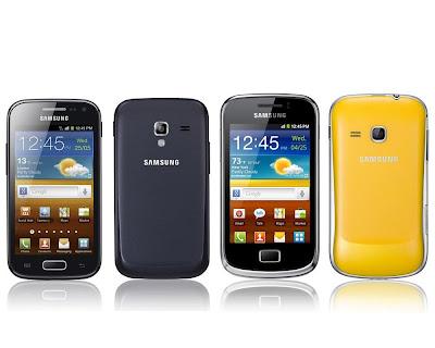 Harga Samsung Galaxy Mini 2