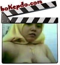 Jilbab Kuning Ampe Pipis