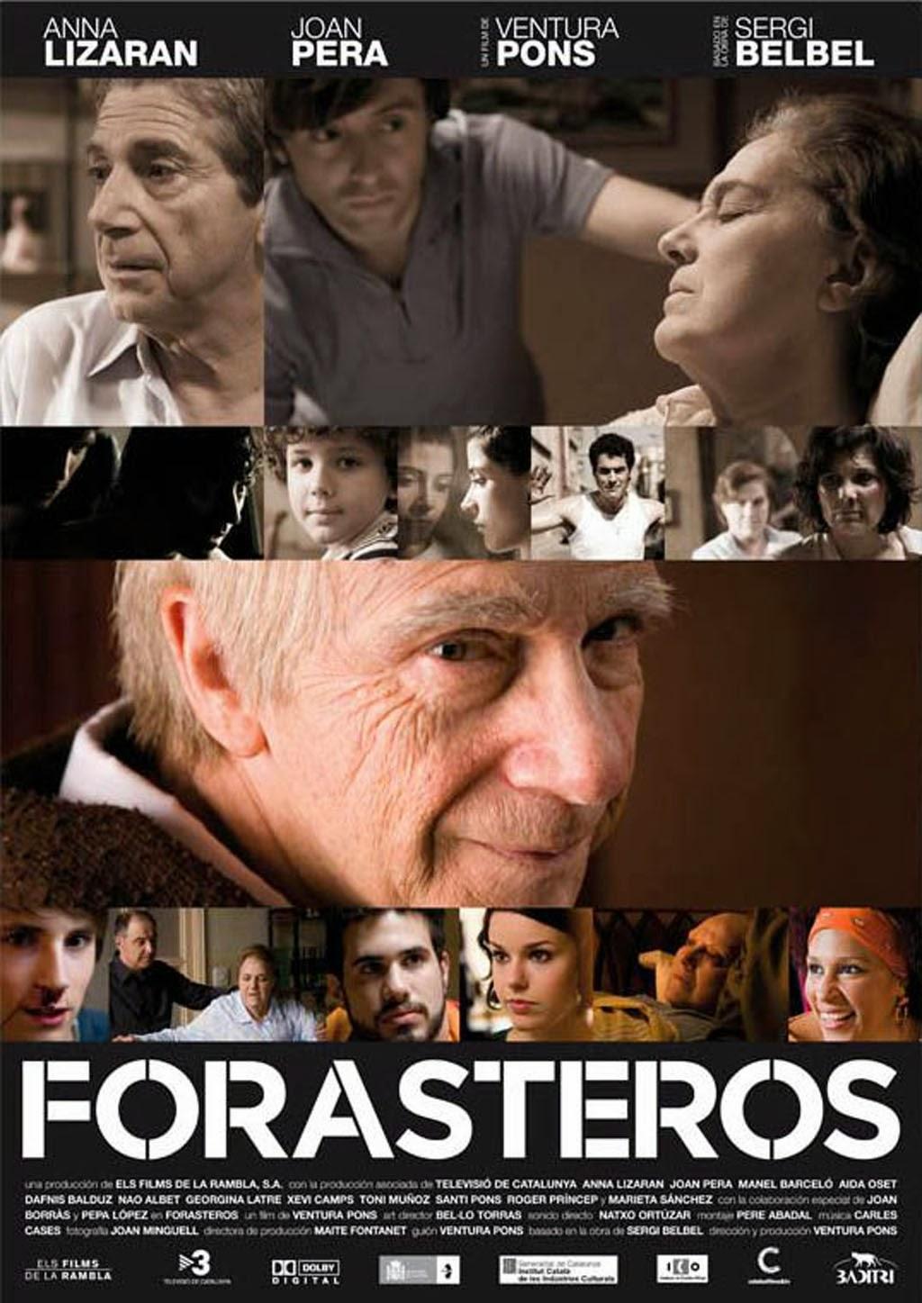 Ver Forasters (Forasteros) (2008) Online
