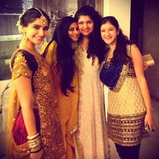 Kapoor Family Celebrates Diwali-2013