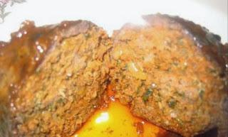 طريقة عمل الطحال معمر بالكفتة من شهيوات عيد الاضحى بالصور