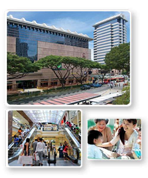 Tiong Bahru Plaza
