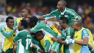 Nigeria beat Ivory Coast 2:1 to qualify for semi finals of AFCON