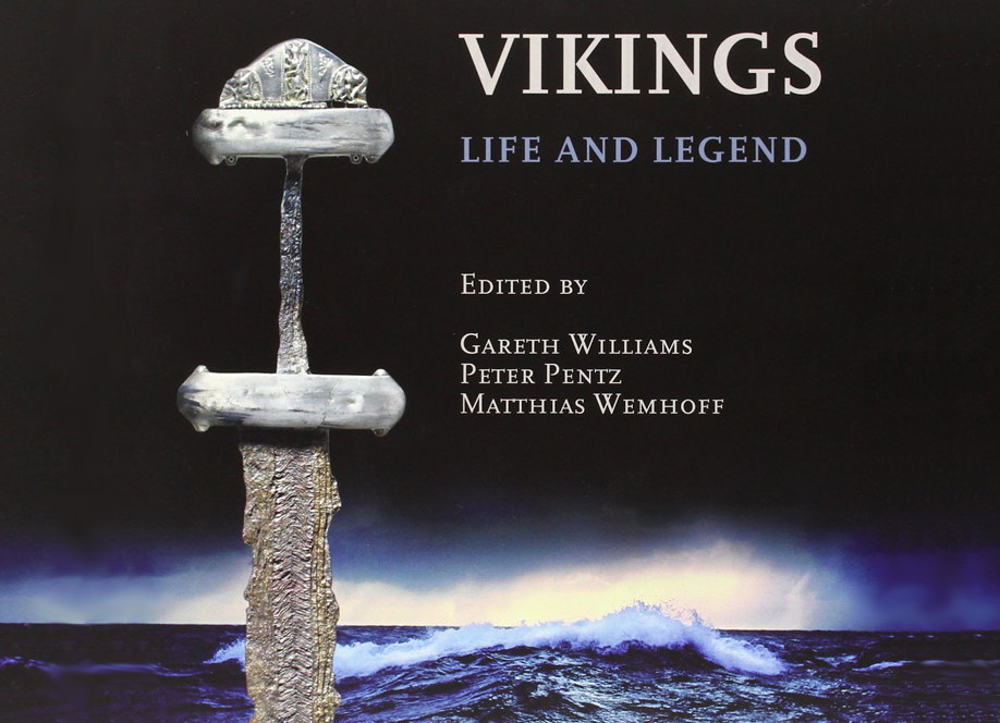 Viking Life and Legend Book Cover