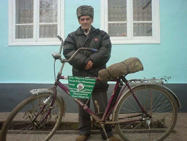 Dzhanar Aliyev Magomed Ali