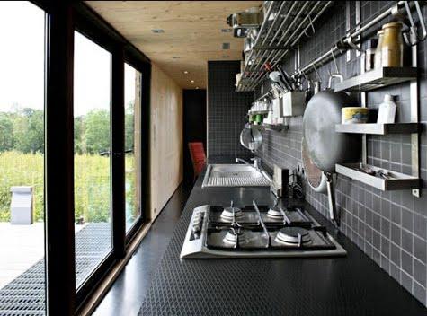 Craft1945 simple cottage - Cocinas pintadas ...