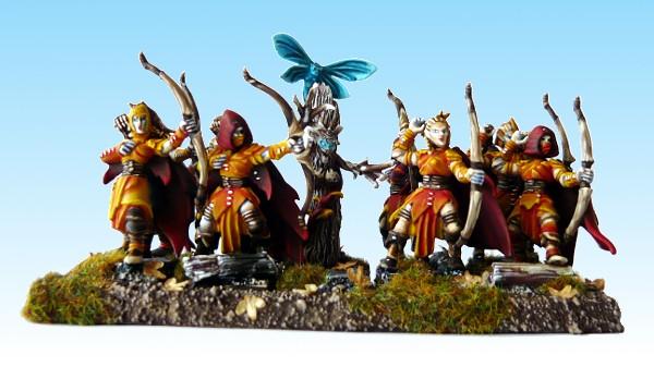 elves - Skavenblight's Wood Elves - Page 2 Glade_guards_01