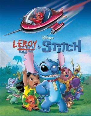 Leroy Và Stitch