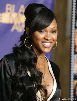 Meagan Good Hairstyles Pics | Hot Famous Celebrities | 305 x 400 jpeg 35kB
